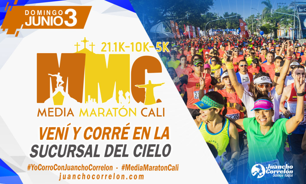 Media maratón de Cali
