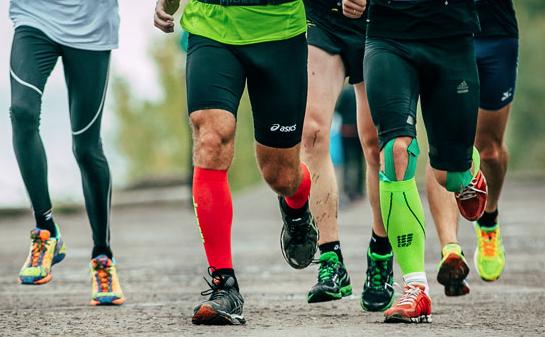 medias de compresión para runners