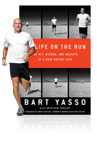 My Life on the run de Bart Yasso